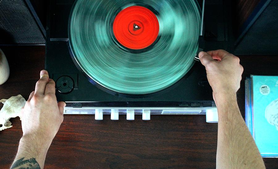 vinylistening17