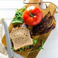 Perfect Plant-Based BLT Sandwich