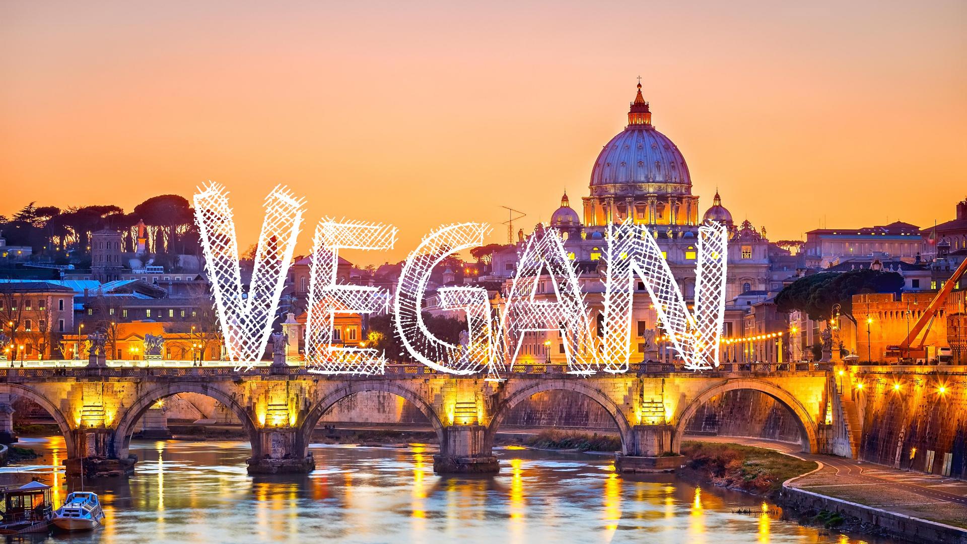 È boom a Roma per la cucina vegan