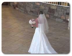 Glimmer Illusion Wedding Veil