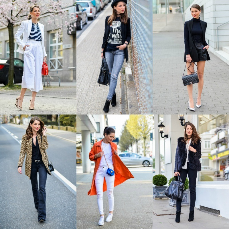 APRIL OUTFIT REVIEW – WHAT'S YOUR FAVORITE?