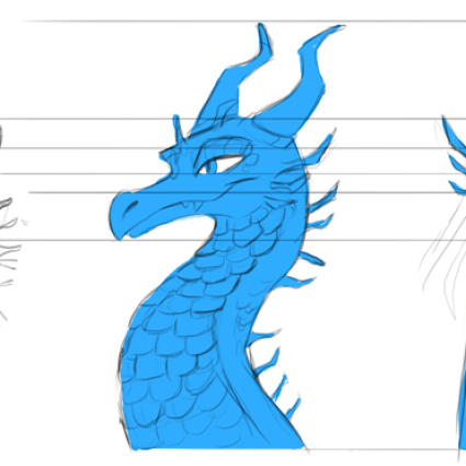side and front view concepts