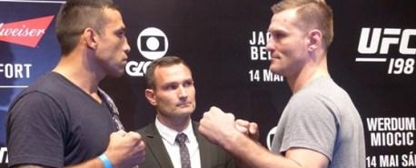 Combate prepara megaprodução e programação especial para evento histórico do UFC em Curitiba