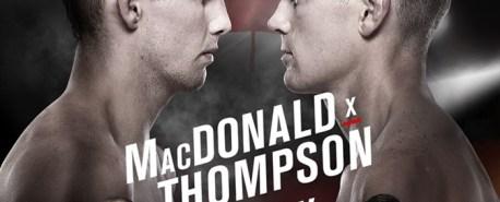 Revelação do UFC participa da transmissão do Combate, neste sábado