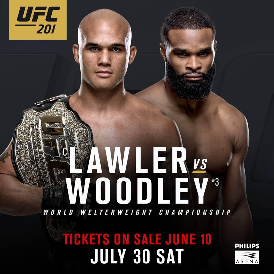 UFC-201