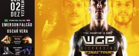 Com transmissão ao vivo do Combate, WGP 35 tem retorno de Falcão e luta por título inédito nesta sexa-feira