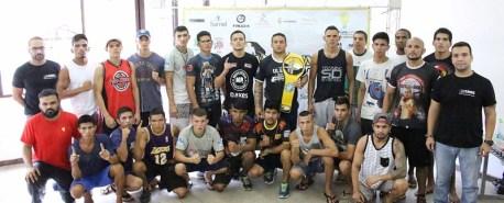 Confronto Maués vs Tefé vale cinturão no Amazon Talent 7, em Manaus