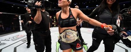 Combate Play homenageia o Dia da Mulher e libera lutas de estrelas do UFC