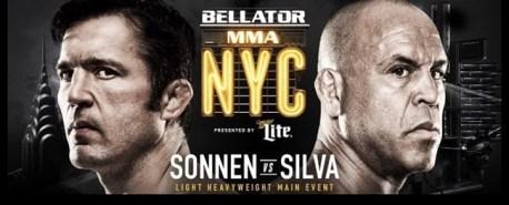 Chael Sonnen x Wanderlei Silva luta completa (Bellator)