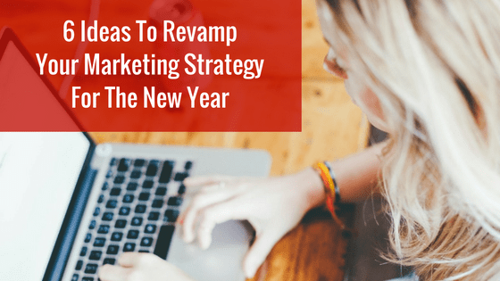 Marketing Strategy For The New Year