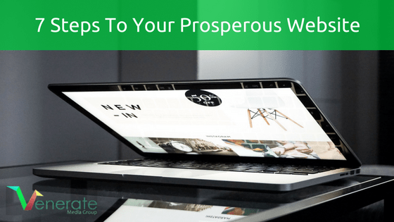 7 Steps To Your Prosperous Website