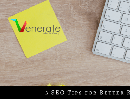 3 SEO Tips for Better Rankings