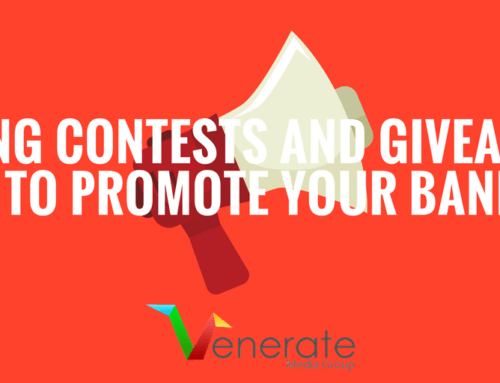 Using Contests and Giveaways to Promote Your Band