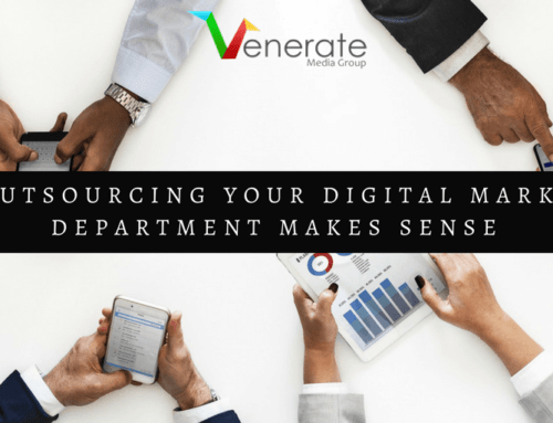 Why Outsourcing Your Digital Marketing Department Makes Sense