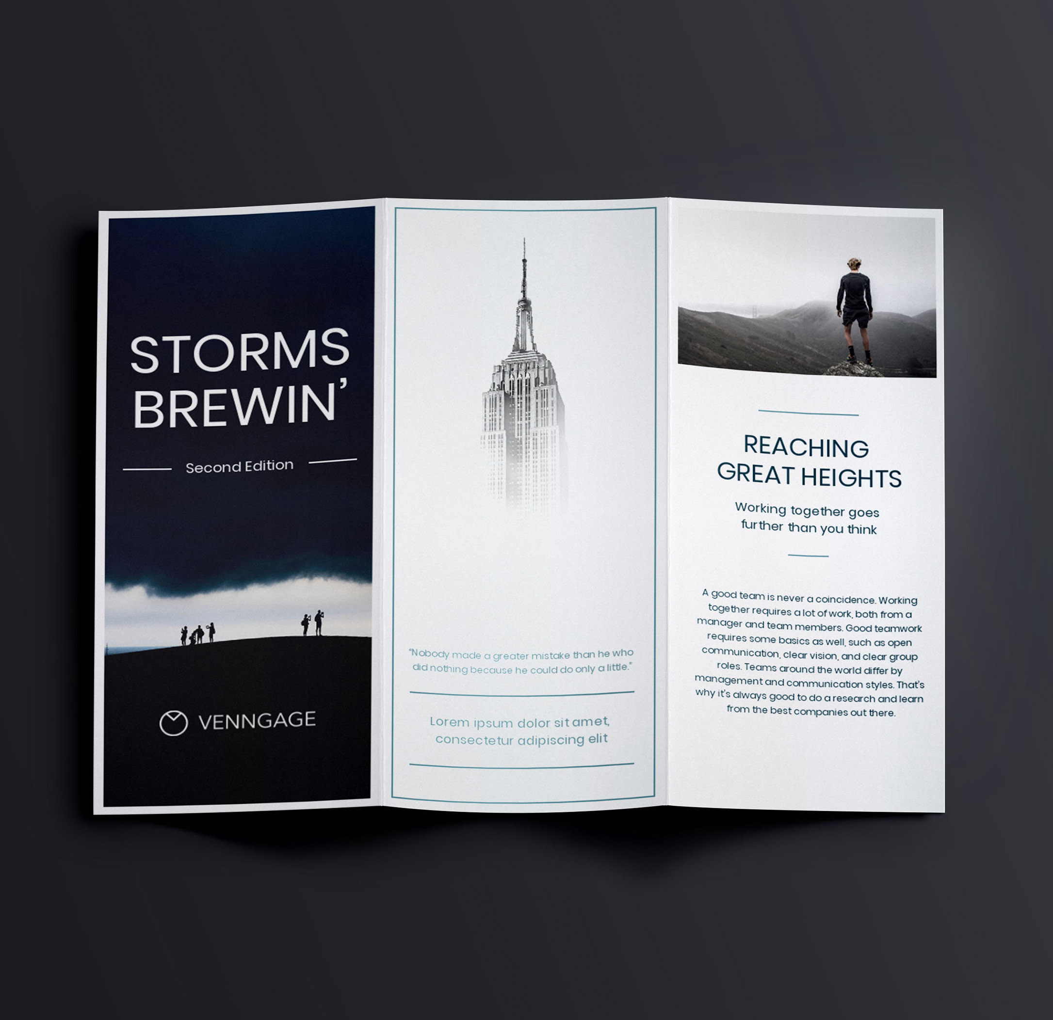 15  Travel Brochure Examples to Inspire Your Design   Venngage Gallery 15  Travel Brochure Examples to Inspire Your Design
