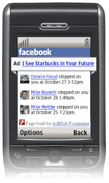 Facebook ads ... in 2007?