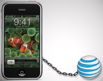 iPhone tethering -- AT&T lags behind most of the world