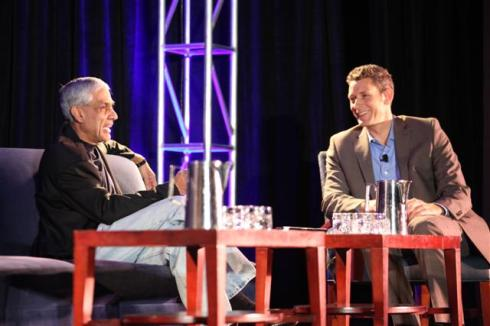 Vinod Khosla of Khosla Ventures explains to Matt Marshall at GreenBeat 2009 why he hasn't found a good investment in the Smart Grid business yet