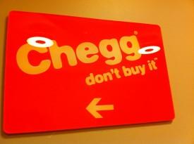 Chegg sign