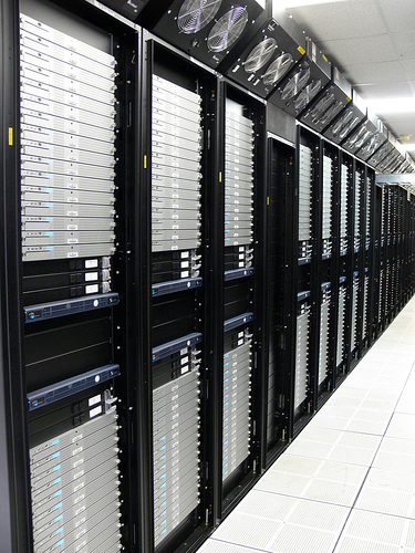 Virginia Tech's System X Xserve cluster