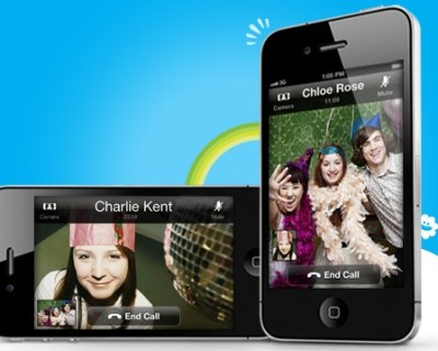 skype iphone video chat