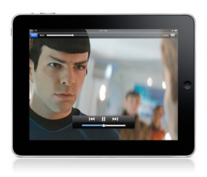 ipad star trek