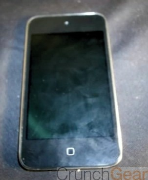ipod touch capacitive home button