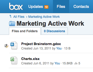 box.net google doc editing