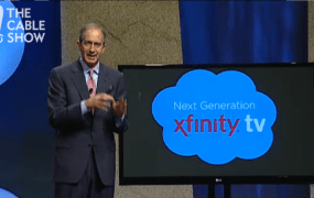 Xfinity cloud, Comcast