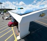sunlogics solar panel roof