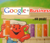Google+ business
