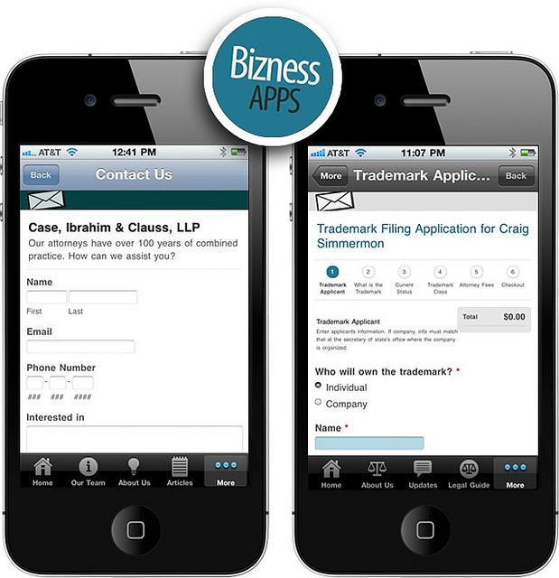 Bizness Apps Wufoo Forms
