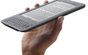 Kindle Hand