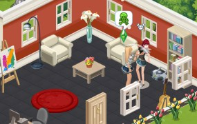 Sims-slap