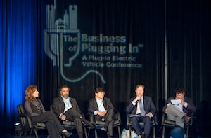 The Business of Plugging In Conference
