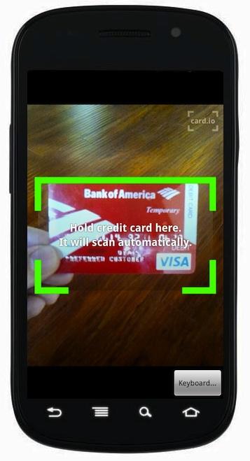 Card.io Android_screenshot