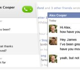 Skype Facebook integration