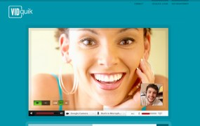 Vidquik Video Chat