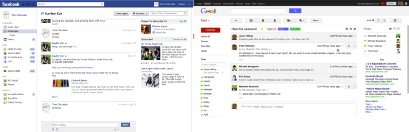 facebook-v-gmail-design