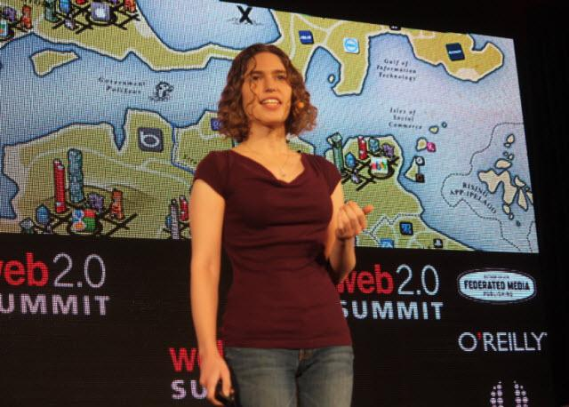 Hilary Mason bitly Web 2.0 Summit