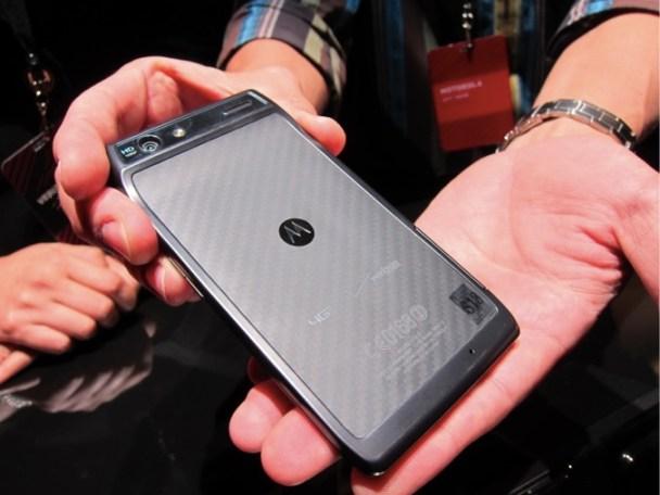 Motorola Droid Razr 3