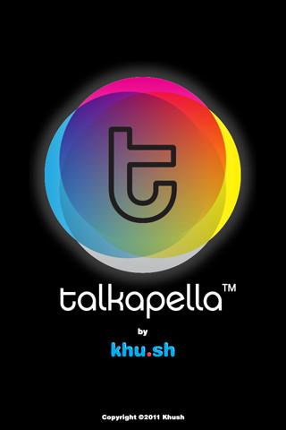 Talkapella