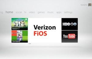 Xbox, Verizon FiOS