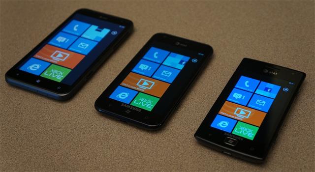 windows-phone-7-phones