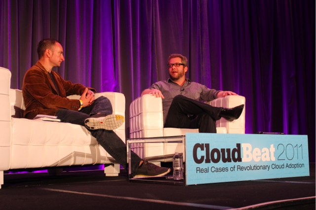 Byron Sebastian CloudBeat
