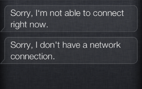 Siri Down