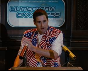 Idiocracy's President Not Sure