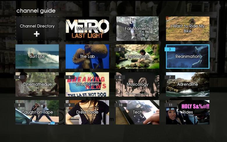 Redux google tv  2