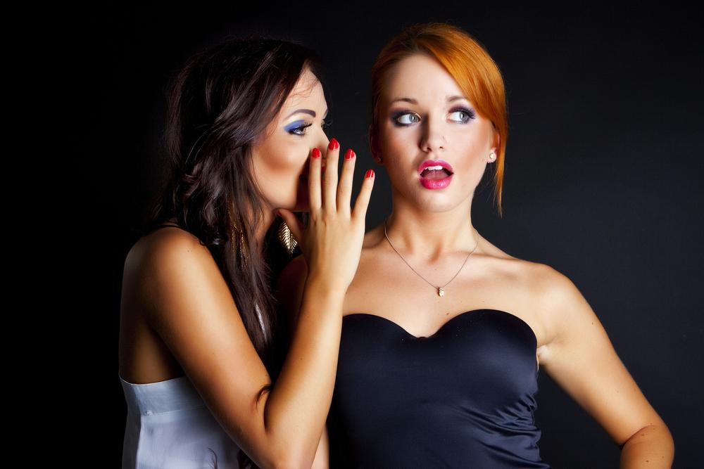 Gossip image from Shutterstock