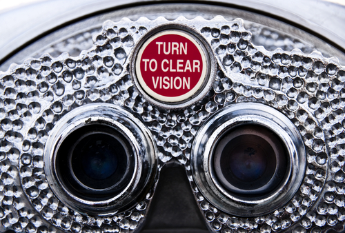 Future vision image from Shutterstock